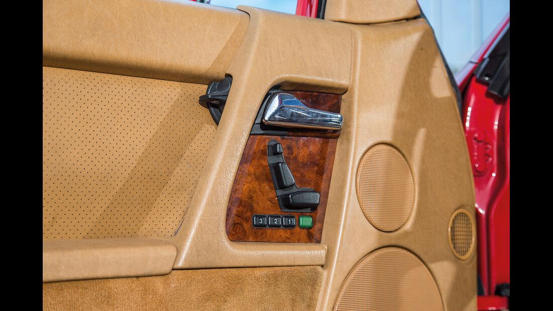 Mercerdes SL 500 (R129), Türinnenseite