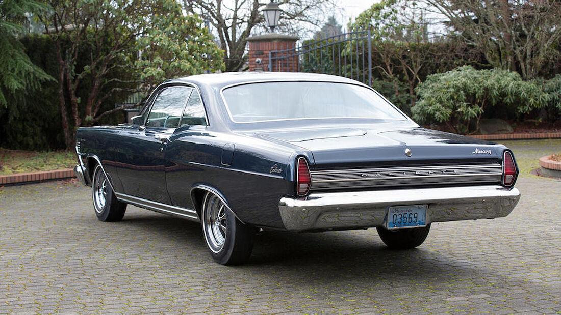 Mercury Comet Caliente R-Code 2-DR Hardtop (1967)