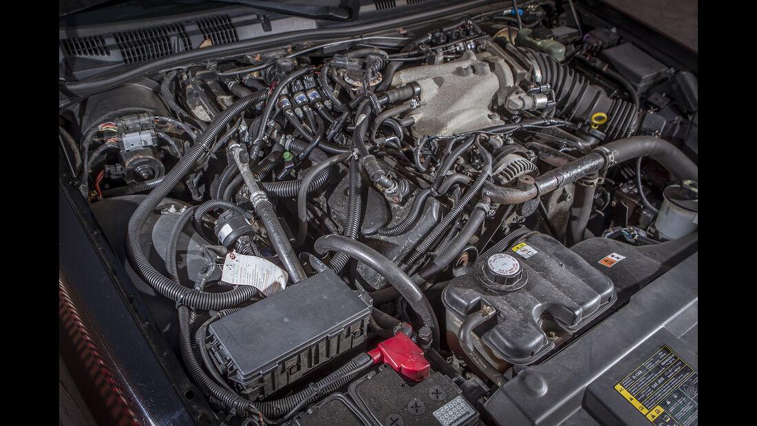 Mercury Marauder, Motor