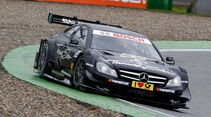 Merhi Hockenheim Finale DTM 2013