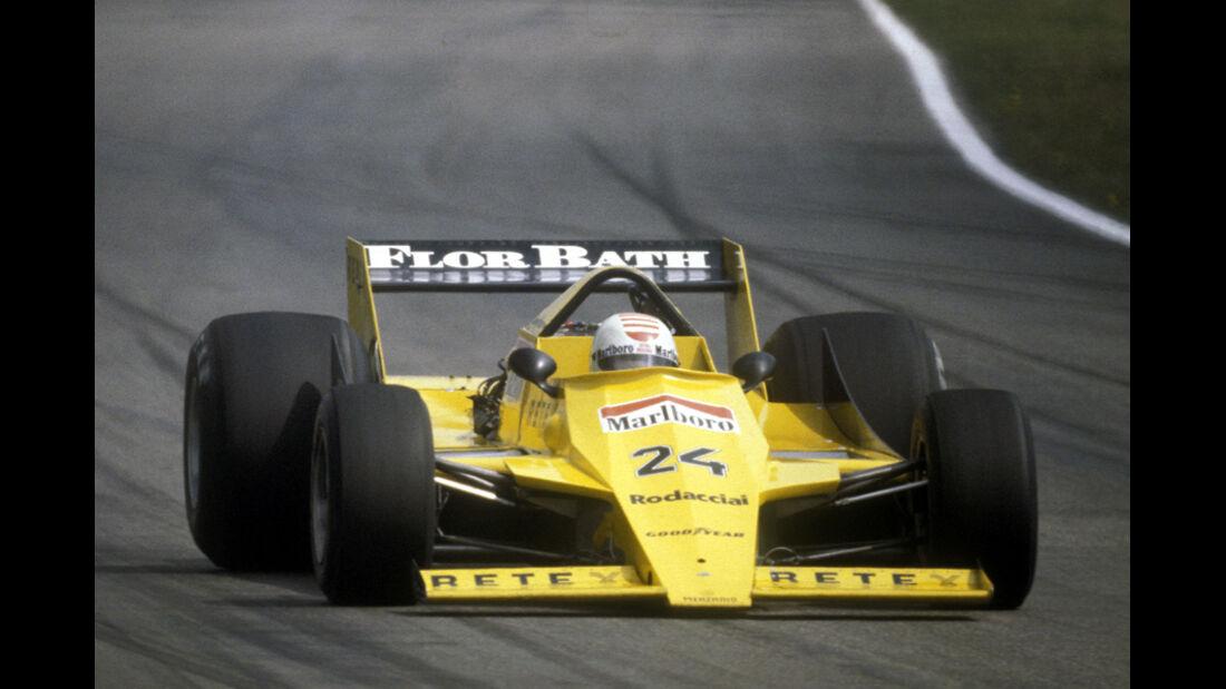 Merzario Ford 1979