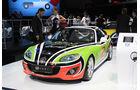 Messe-Girls Moskau Motor Show 2012