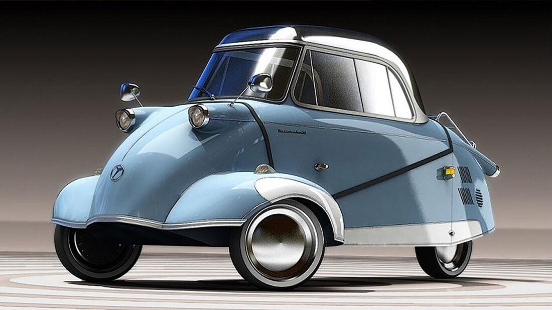 Messerschmitt-Kabinenroller KR-E 5000