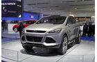 Messerundgang Detroit Motor Show 2011, Ford Vertrek