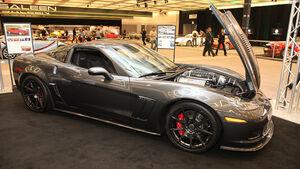 Messerundgang L.A. Auto Show 2012