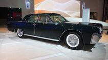 Messerundgang L.A. Auto Show 2012, Lincoln Continental Sedan