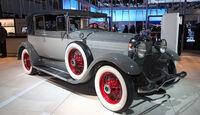 Messerundgang L.A. Auto Show 2012, Lincoln L von 1929