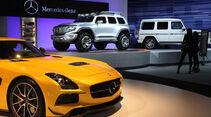 Messerundgang L.A. Auto Show 2012, Mercedes Ener-G-Force