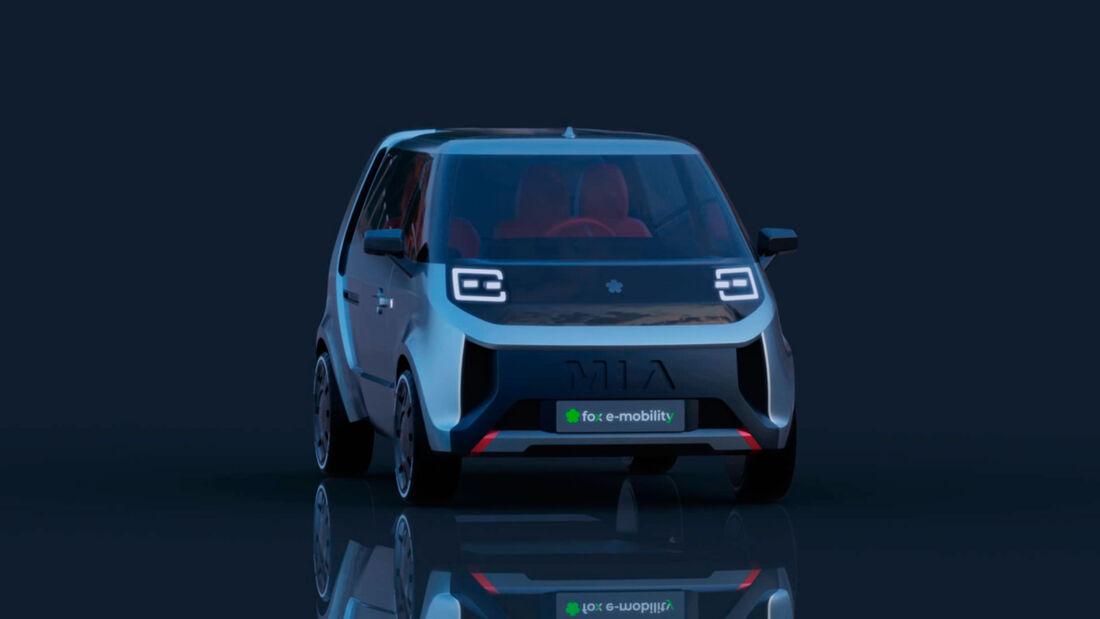 Mia 2.0 Fox E-Mobility