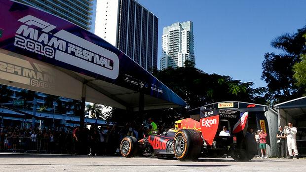 Miami F1 Festival 2018