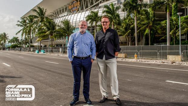 Miami Grand Prix - Richard Cregan & Tom Garfinkel