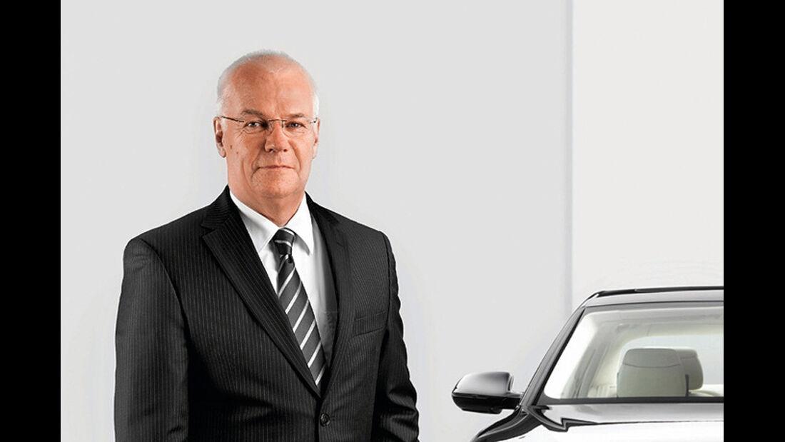 Michael Dick, Entwicklungschef bei Audi