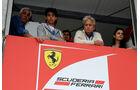 Michael Douglas - Formel 1 - GP Monaco - 25. Mai 2013