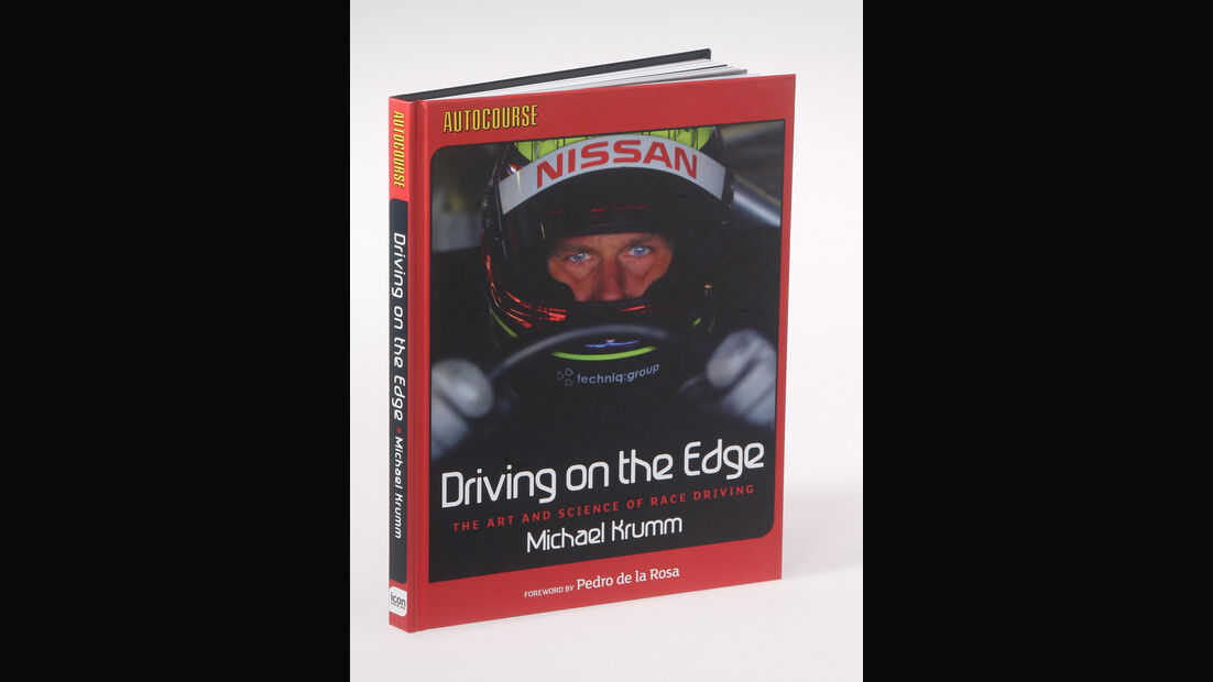 Michael Krumm, Buch, Driving on the edge