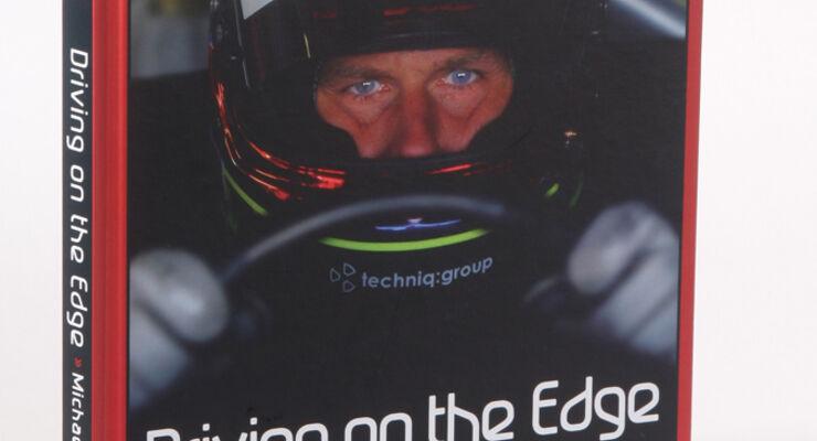 Michael Krumm, Buch, Driving on the edge