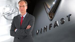 Michael Lohscheller Vinfast