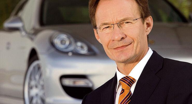 Michael Macht Porsche