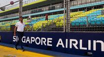 Michael Masi - FIA - GP Singapur - Formel 1 - Mittwoch - 18.09.2019
