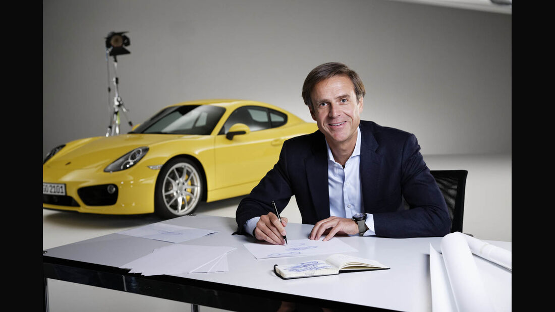 Michael Mauer, ams1314, Porsche, Designerköpfe