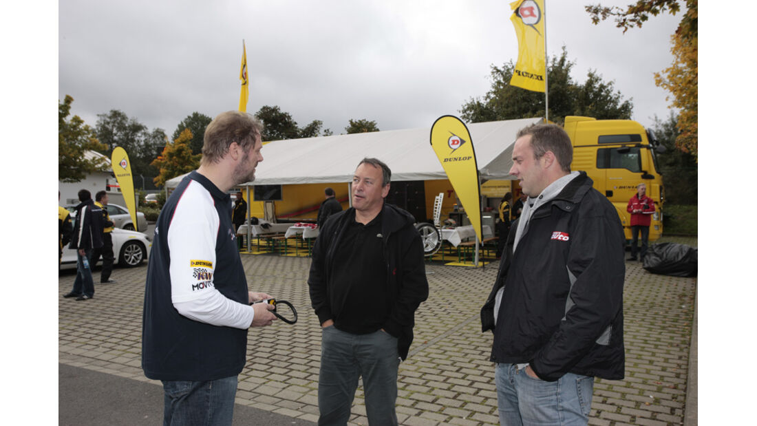 Michael Paatz (links), Patrick Simon