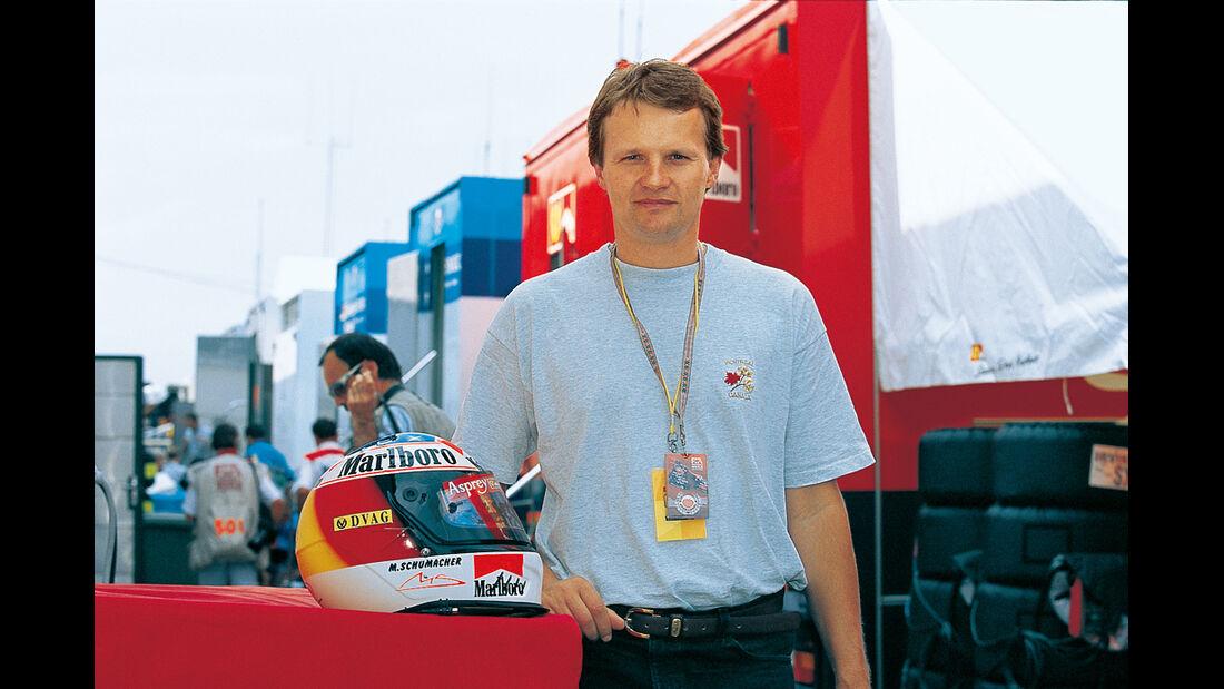 Michael Schmidt & Helm Michael Schumacher