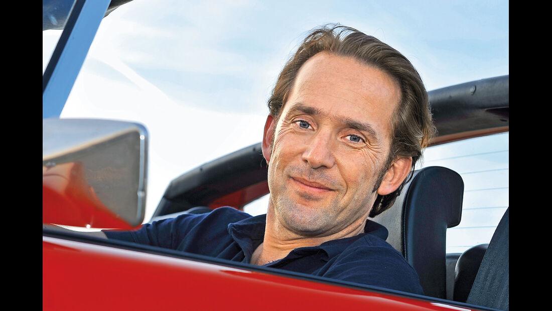 Michael Schröder, Porträt