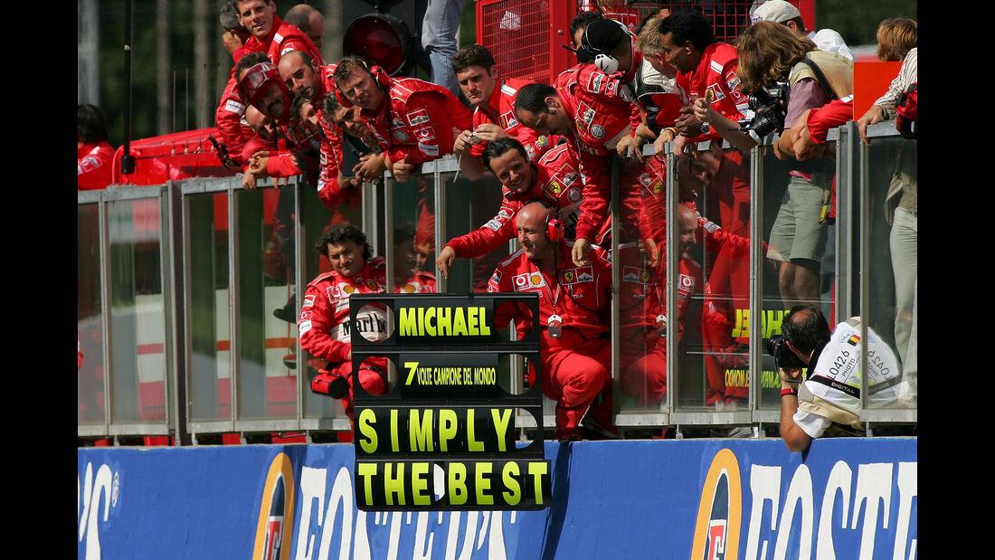 Michael Schumacher - 2004