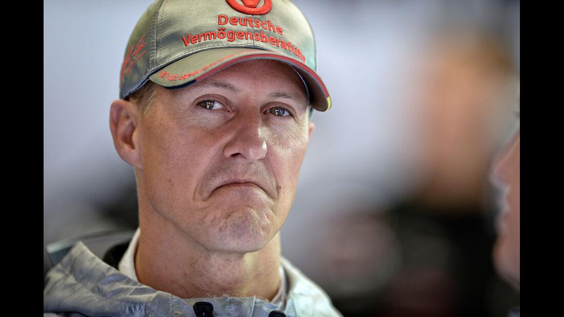 Michael Schumacher 2012