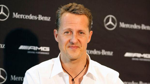 Michael Schumacher - 2013