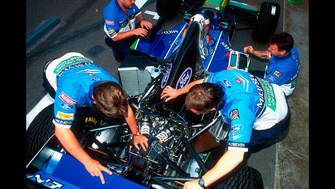 Michael Schumacher - Benetton B194 - GP Spanien 1994