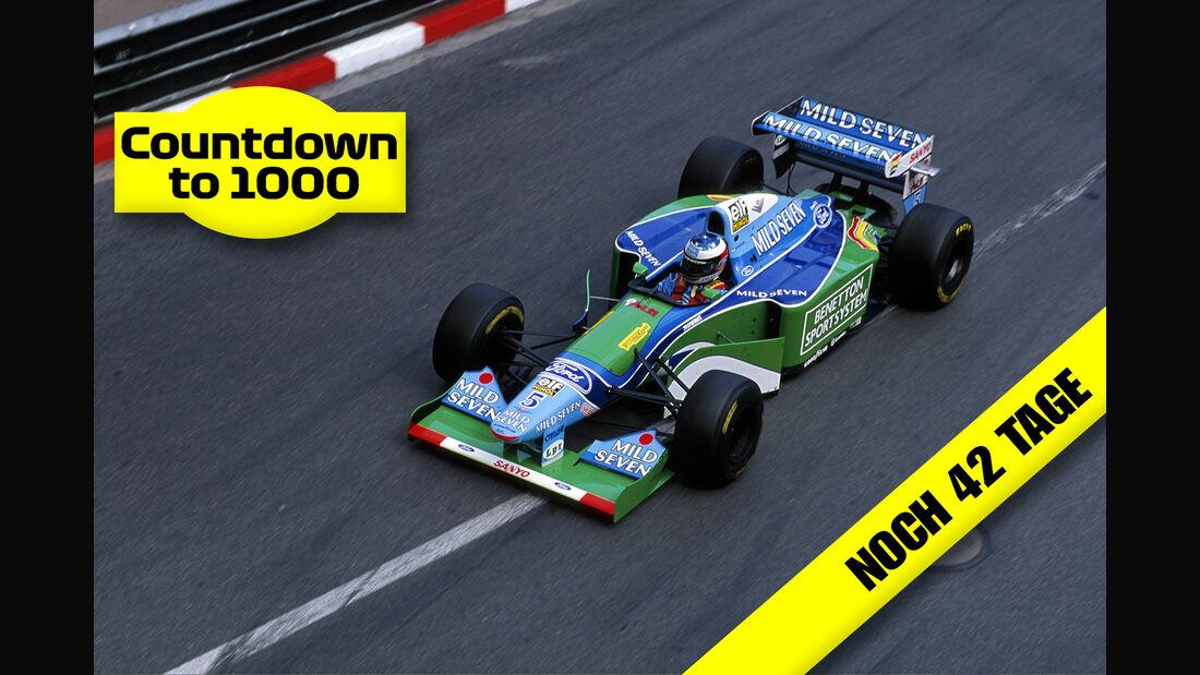 Michael Schumacher - Benetton B194