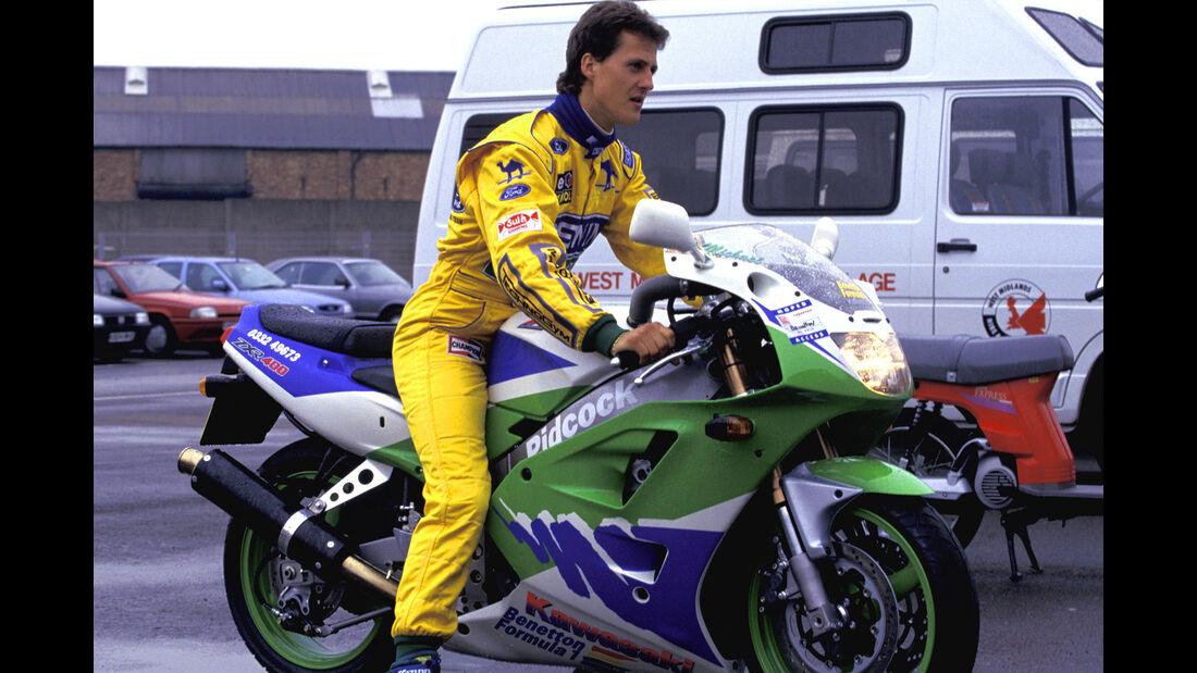 Michael Schumacher - Bike