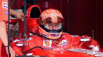 Michael Schumacher - Ferrari - 2000