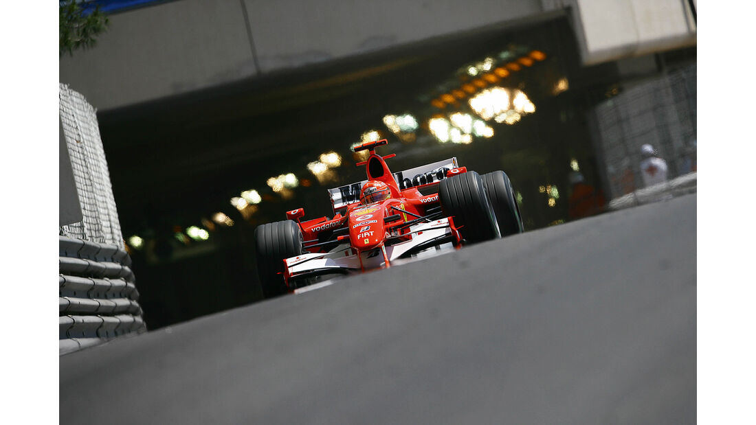 Michael Schumacher - Ferrari 248 F1 - GP Monaco
