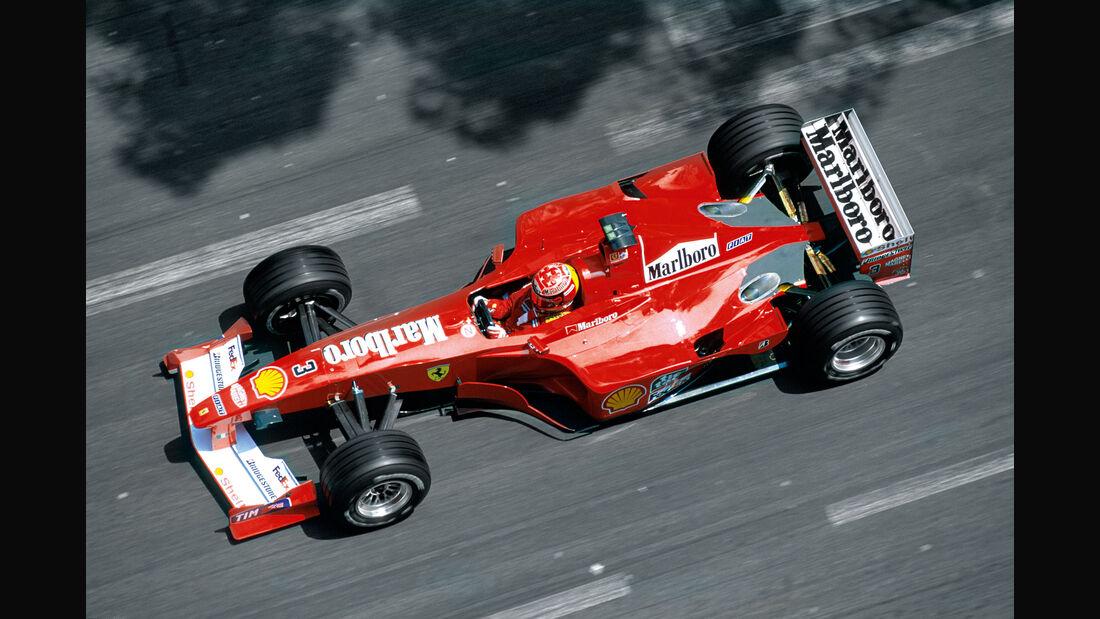 Michael Schumacher - Ferrari F1-2000 - Monaco 2000