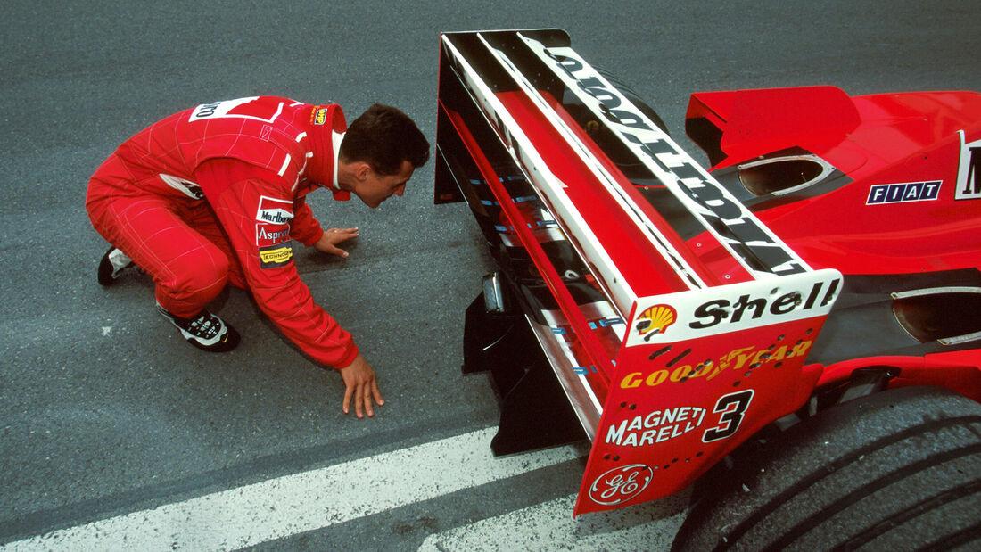 Michael Schumacher - Ferrari F300 - GP Monaco 1998