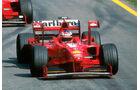 Michael Schumacher - Ferrari F300 - GP San Marino 1998