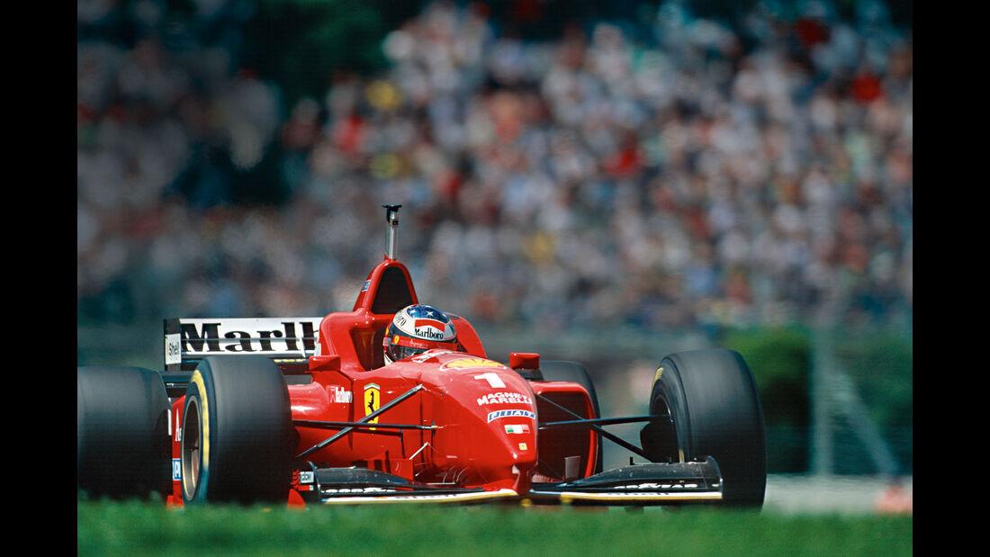 Michael Schumacher - Ferrari F310 - Imola 1996