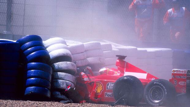 Michael Schumacher - Ferrari F399 - Silverstone 1999