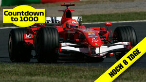 Michael Schumacher - Ferrari - GP Japan 2006
