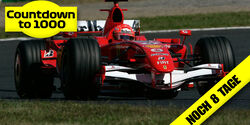 Michael Schumacher - Ferrari - GP Japan 2006