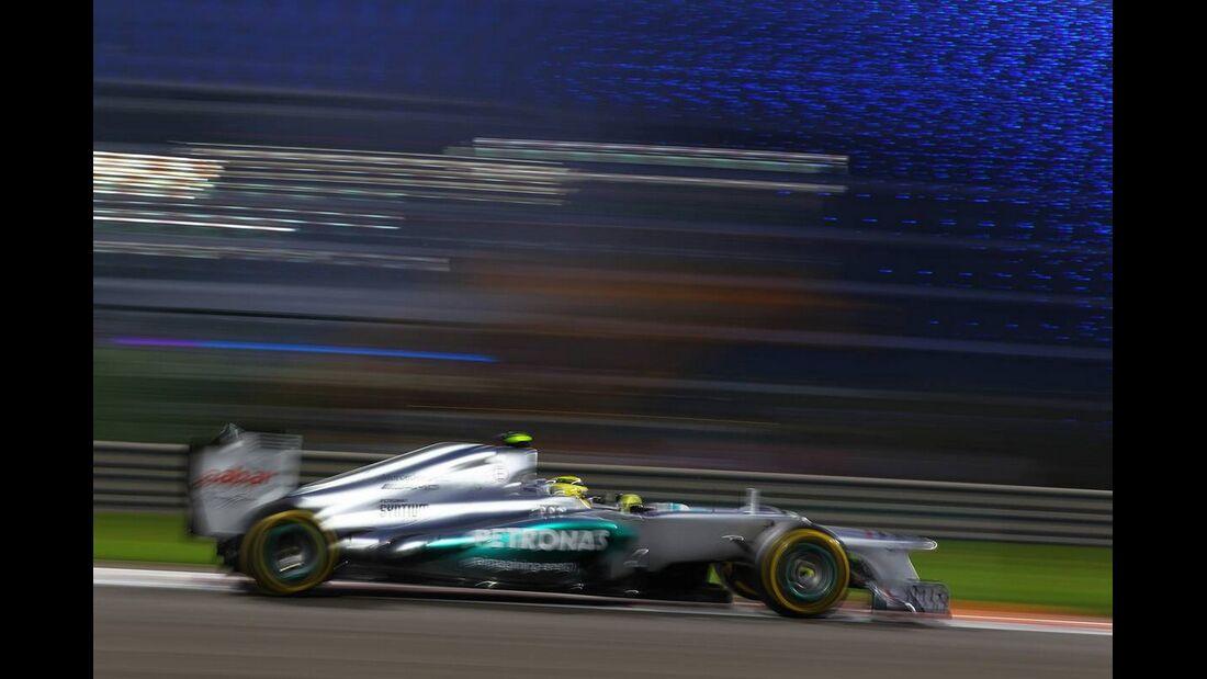 Michael Schumacher - Formel 1 - GP Abu Dhabi - 02. November 2012