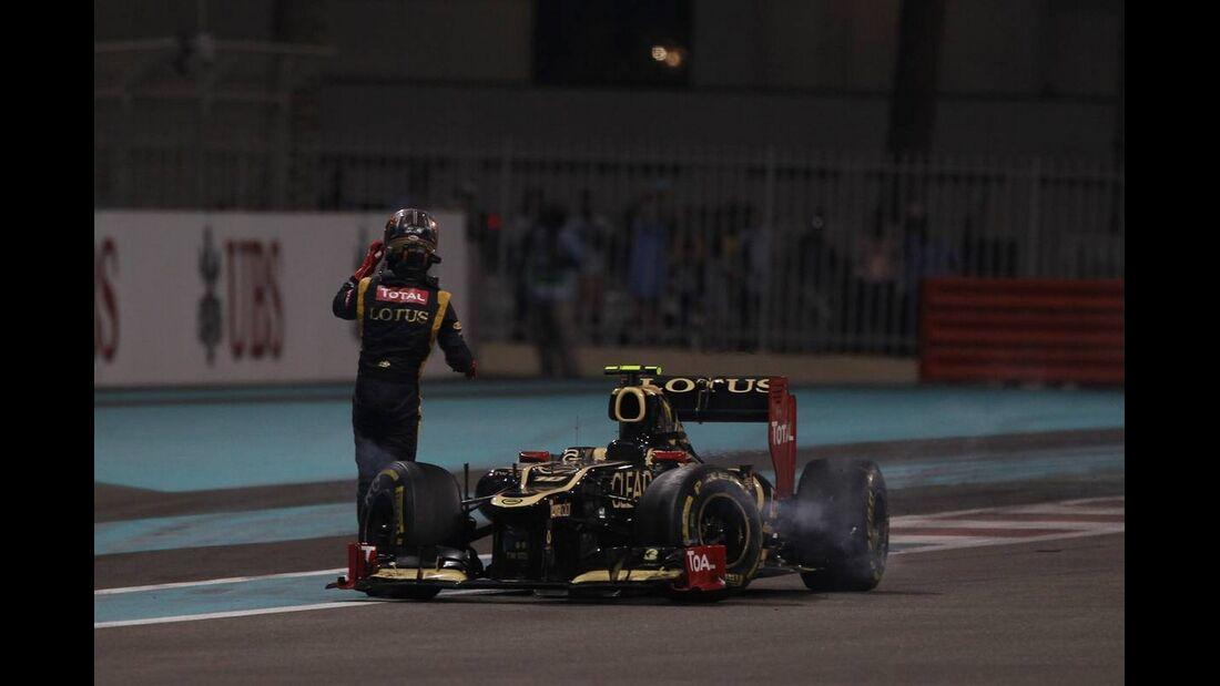 Michael Schumacher  - Formel 1 - GP Abu Dhabi - 04. November 2012