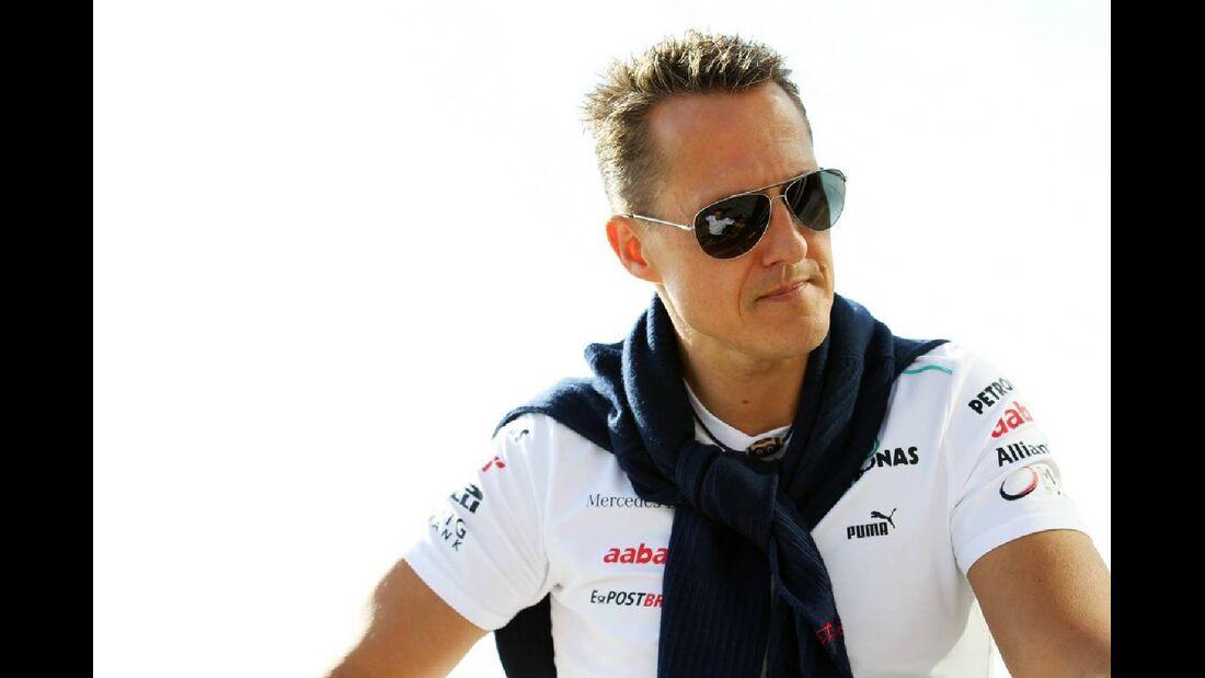 Michael Schumacher  - Formel 1 - GP Europa - 23. Juni 2012