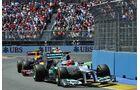 Michael Schumacher  - Formel 1 - GP Europa - 24. Juni 2012