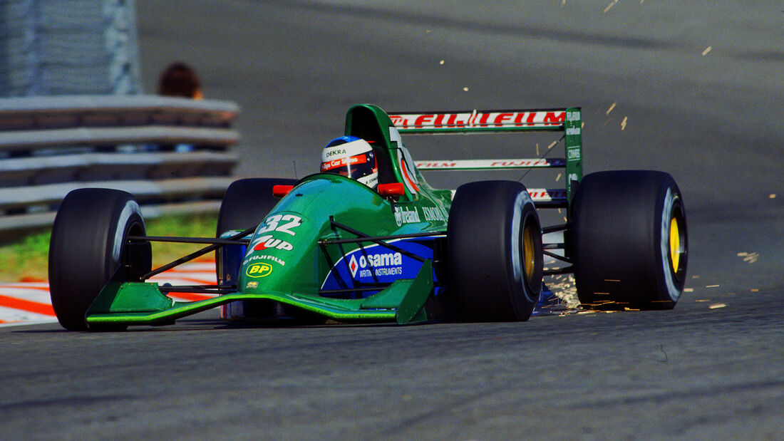 Michael Schumacher - GP Belgien 1991