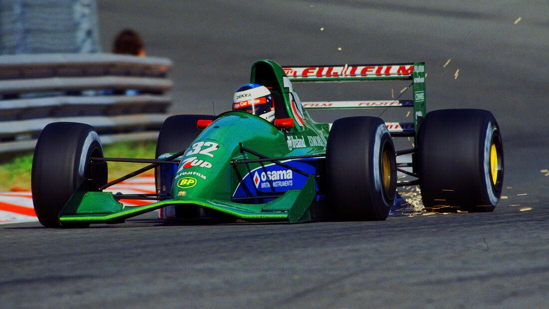 Michael Schumacher - GP Belgien - 1991