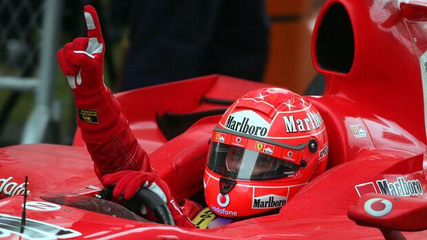 Michael Schumacher - GP China - 2006