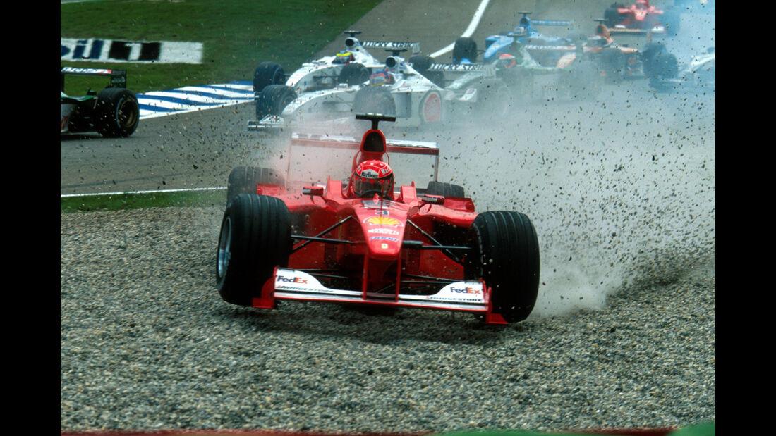 Michael Schumacher - GP Deutschland 2000