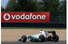 Michael Schumacher GP Deutschland 2011